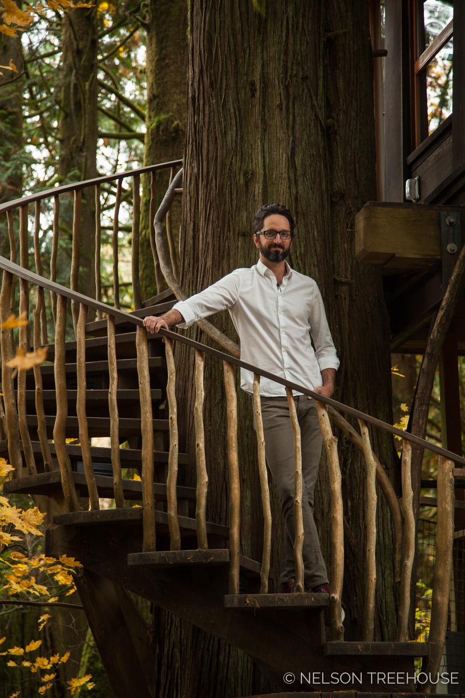 Daniel Ash - Nelson Treehouse